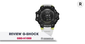 [Review] Chi tiết về đồng hồ Casio G-Shock GBD-H1000