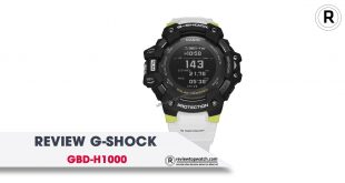 [Review] Chi tiết về đồng hồ Casio G-Shock GBD-H1000