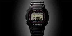 Những chiếc đồng hồ G-Shock đầu tiên.