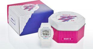 Cách phân biệt đồng hồ Baby-G thật giả