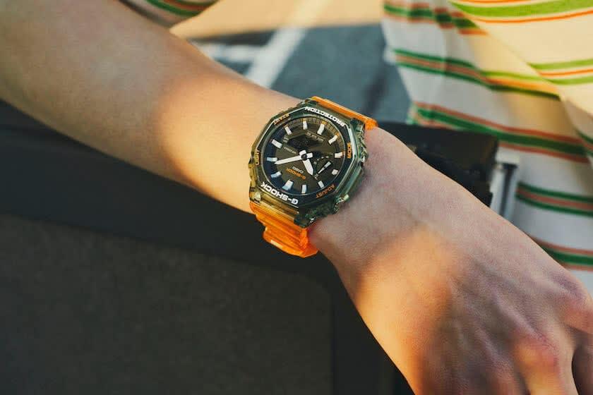 Đồng hồ G-Shock GA-2100HC-4A