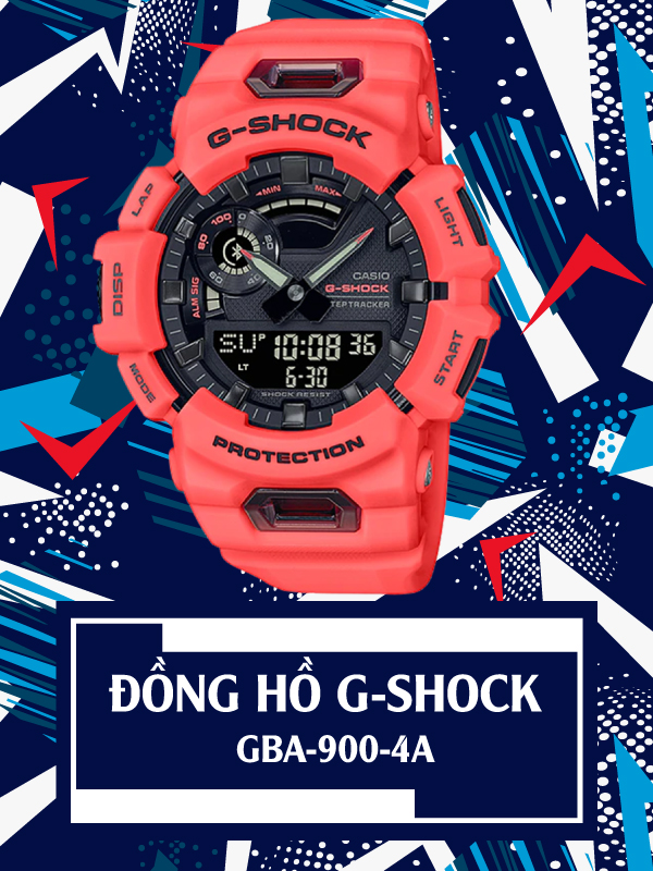 Review đồng hồ g-shock